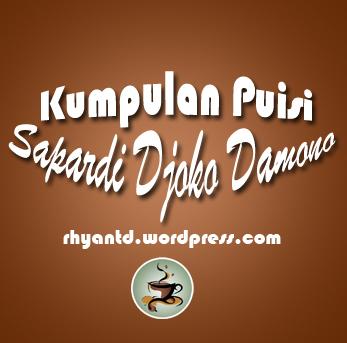 kumpulan puisi Sapardi Djoko Damono